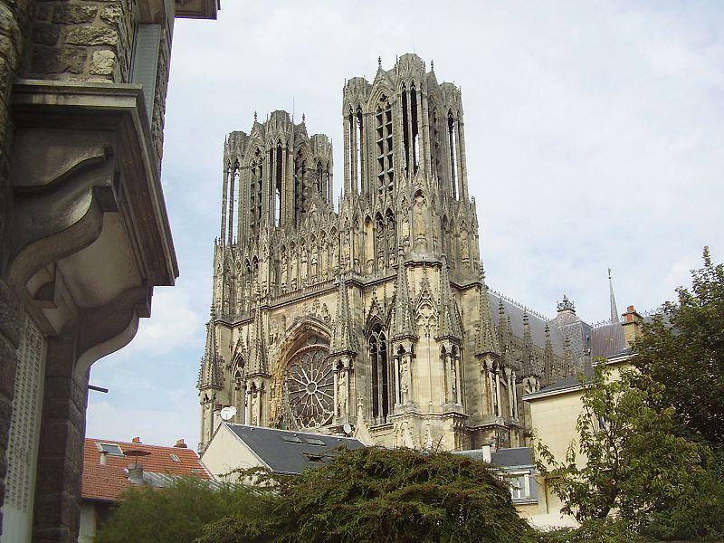 Cathédrales de style gothique