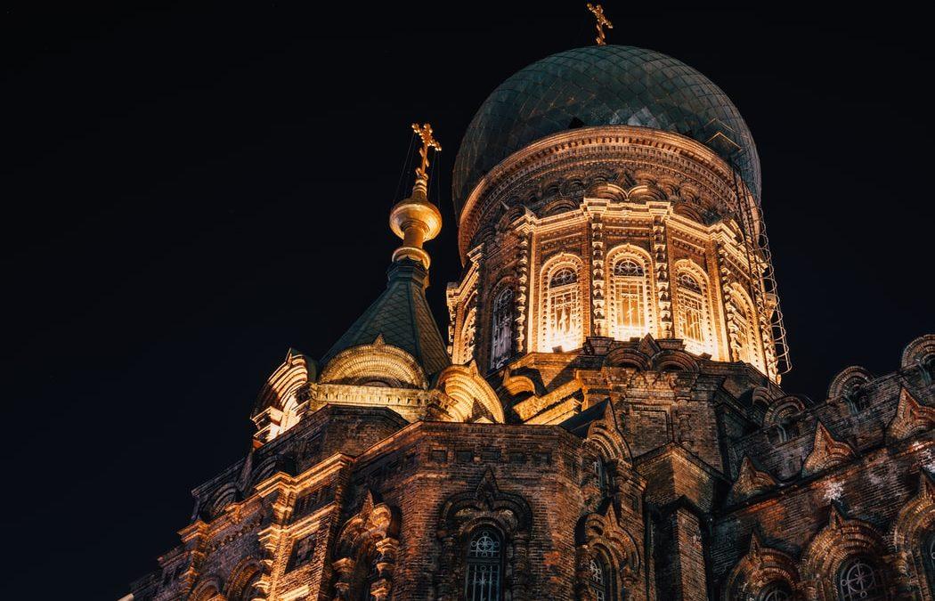 La cathédrale : naissance du symbole