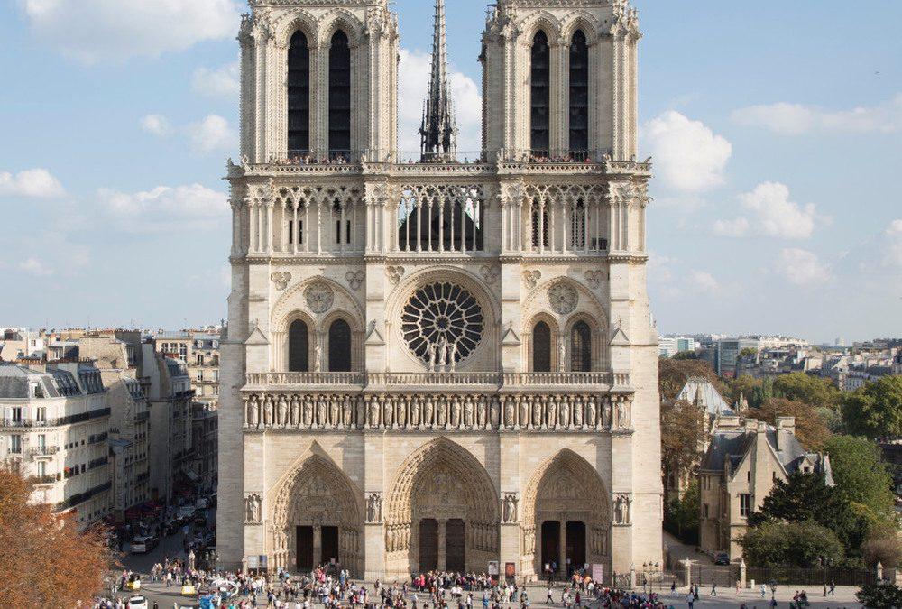 Découvrez les plus belles cathédrales de France