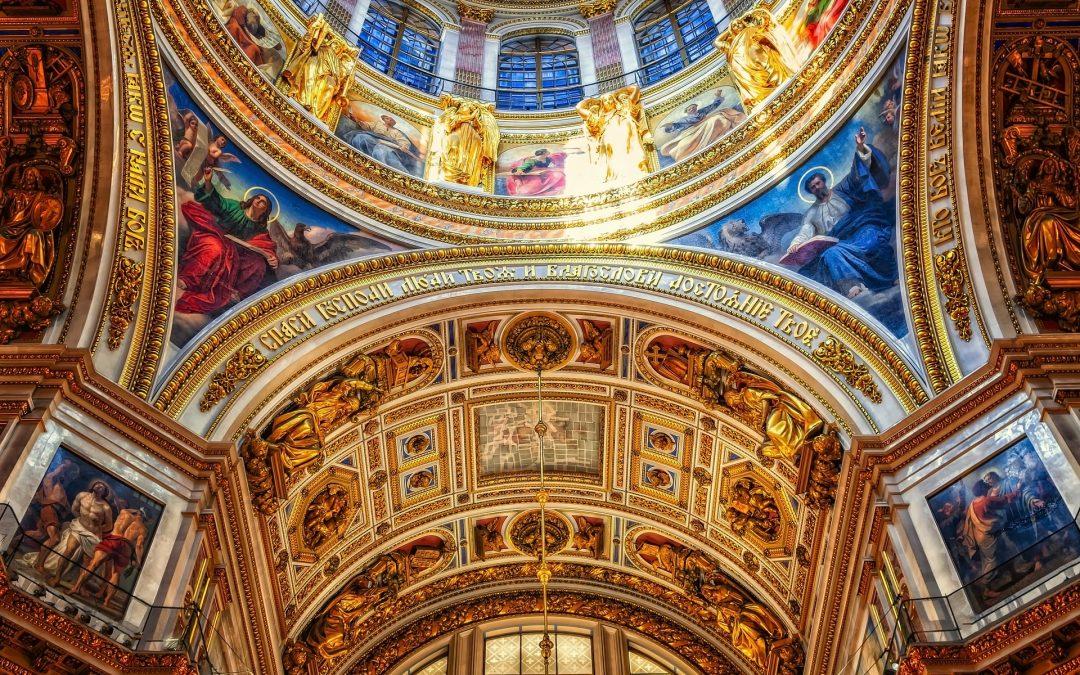 Comment naît l'idée de construire des cathédrales ?